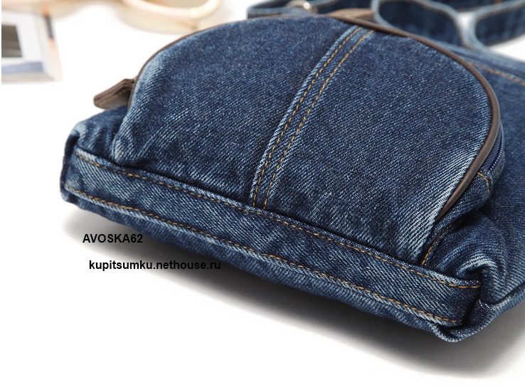 Сумка из джинсов доставка