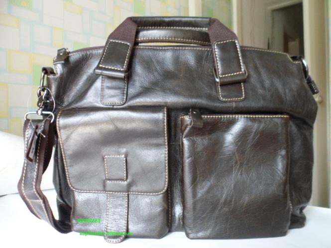71468ea4b848 ... кожаная сумка куплена сравнительно недорого, учитывая, сколько стоят  мужские и вообще кожаные сумки. Спасибо интернет-магазину!