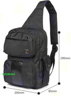 Рюкзак с одной городской лямкой школьный рюкзак lego ninja go green
